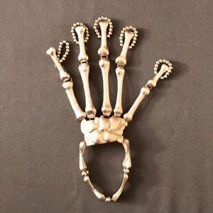 Skeleton Hand Jewelry